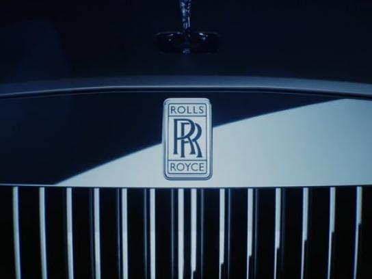Rolls-Royce Film Ad - Ghost