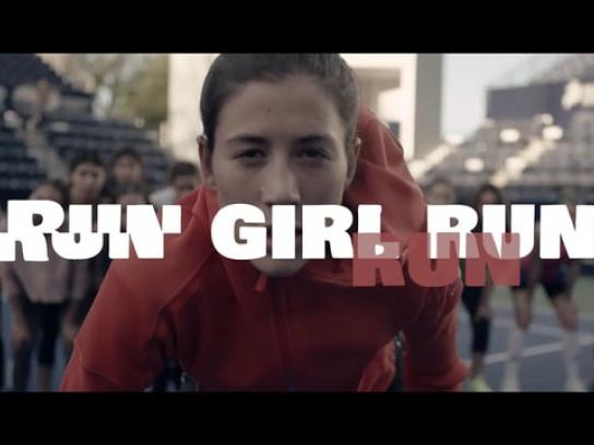 WTA Film Ad - Abierto GNP Seguro - Run Girl Run