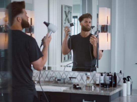 Blind Barber Film Ad - Bryce Harper's Grooming Routine with Blind Barber