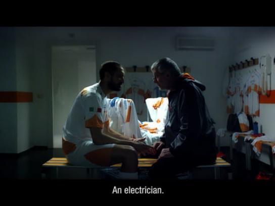 Fazland Film Ad - Locker Room Meltdown