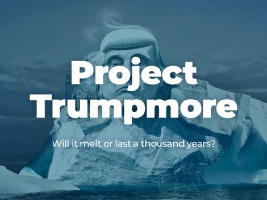 Melting Ice Association Film Ad - Project Trumpmore