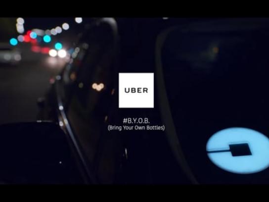 Uber Digital Ad - UberLII