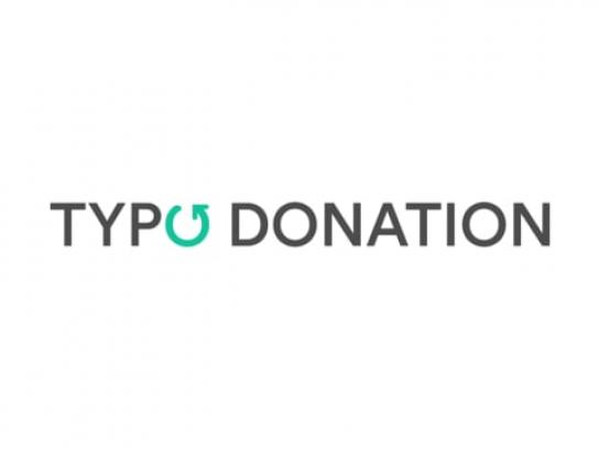 Grammarly Digital Ad - Typo Donation
