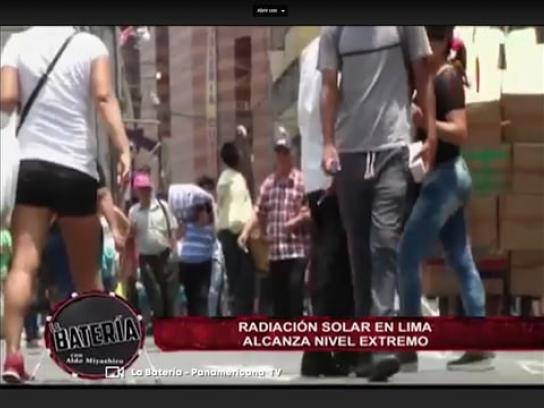 Peruvian League Against Cancer Digital Ad - Viral Cloud