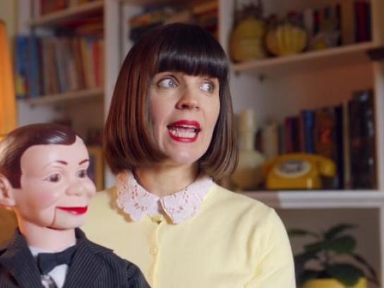 uSwitch Film Ad - BGT - Ventriloquist