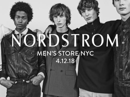 Nordstrom Film Ad - Nordstrom Men's Store NYC