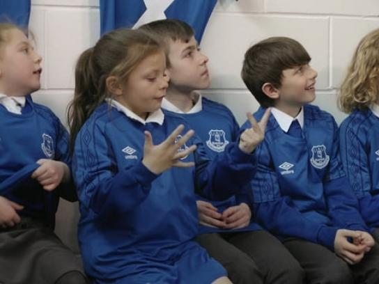 Premier League Experiential Ad - The Best Maths Lesson Ever