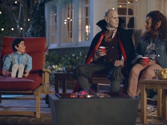 Charter Spectrum Film Ad - BBQ