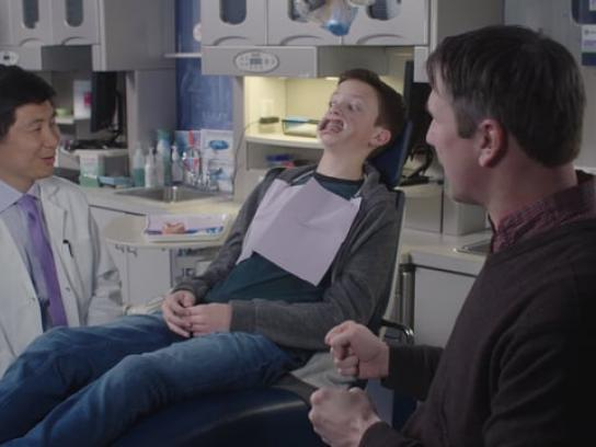 Family Orthodontics Film Ad - The Talk/Dad
