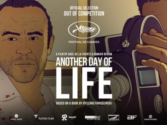 Another Day Of Life Film Ad - Another Day Of Life