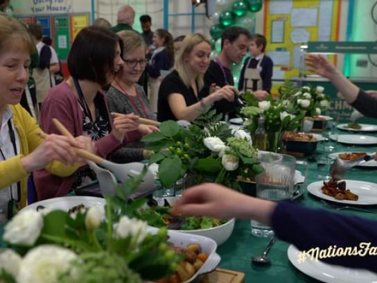Richmond Sausages Content Ad - Nation's Favourite Workforces - Teachers
