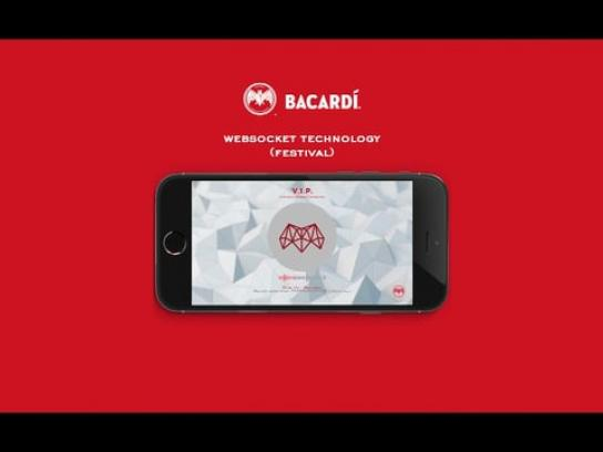 Bacardi Digital Ad - Bacardi V.I.P. (Virtually Interactive Parties)