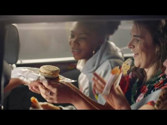 McDonald's Film Ad - On Some Mornings, Only A McDonald's Breakfast Will Do