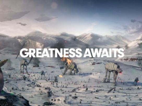 PlayStation Film Ad - PlayStation Holiday 2015 Commercial Featuring Star Wars Battlefront