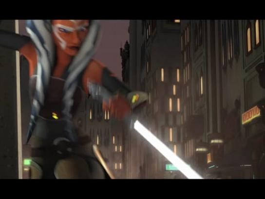 Disney XD Film Ad - Star Wars Rebels Recap