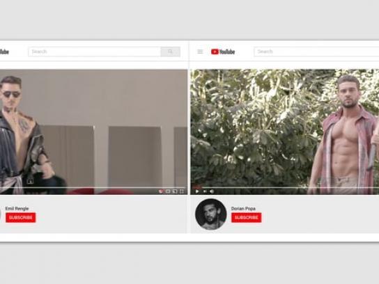 Telekom Romania Digital Ad - Vloggers' Swap