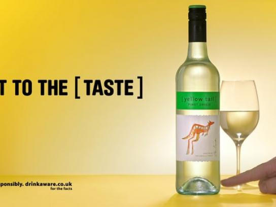 Yellow Tail Film Ad - Pinot Grigio