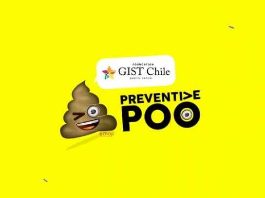 Gist Chile Foundation Digital Ad - Preventive Poo