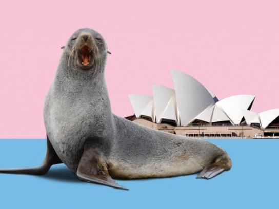 Sydney Opera House Digital Ad - The Sydney Opera House Seal