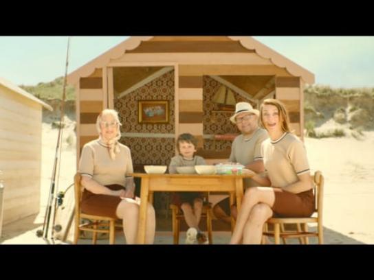 Kelly's Film Ad - Beach Huts