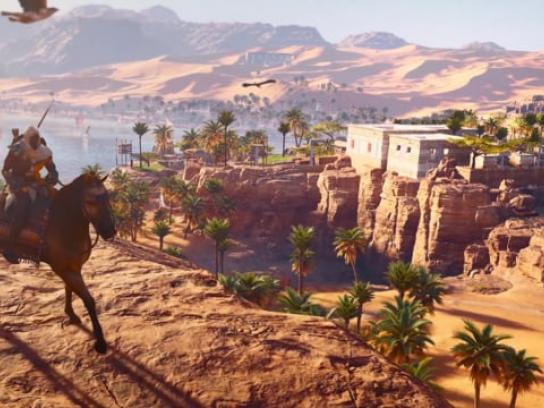 Assassin's Creed Digital Ad - Explore Ancient Egypt