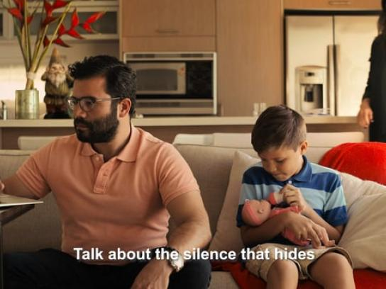 Puerto Rico Queer Filmfest Film Ad - We Need To Talk - Son