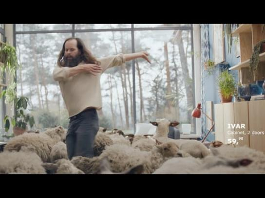 IKEA Film Ad - Make Room For Nature