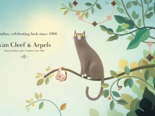 Van Cleef & Arpels Film Ad - Alhambra