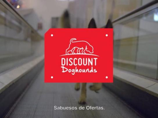 Sodimac Experiential Ad - Discount Doghounds