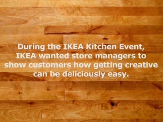 IKEA Canada Design Ad - IKEA: Cook This Page