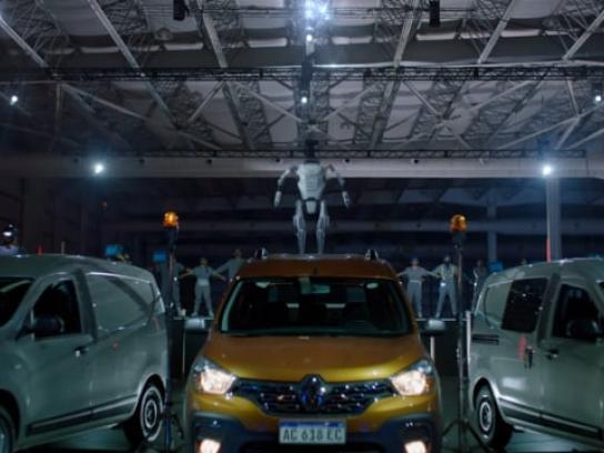 Renault Film Ad - Robots