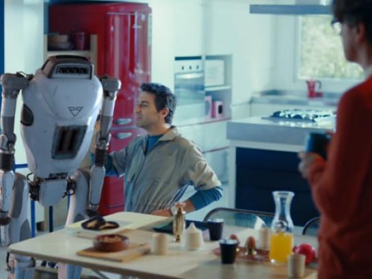 Renault Film Ad - Toast