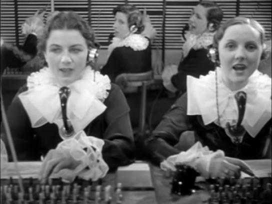 Bernie & Phyl's Film Ad -  Singing Operators