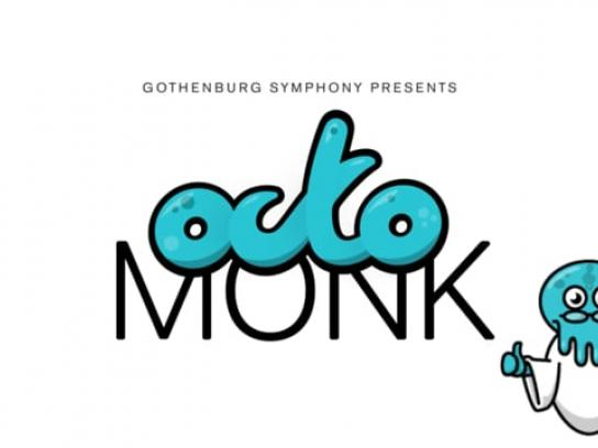 Gothenburg Symphony Digital Ad - Octomonk