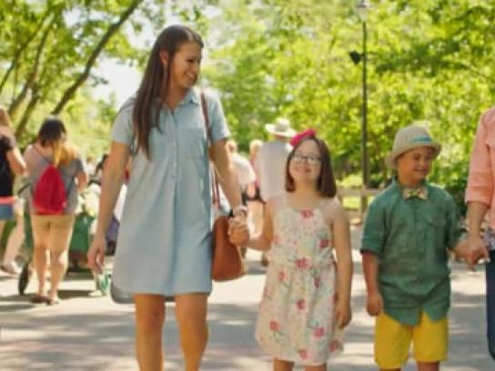 Columbus Zoo Film Ad - Urban and Leah