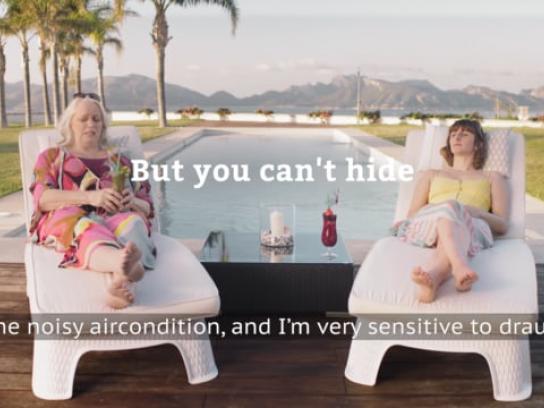 Folkeautomaten Film Ad - Complaining Mom