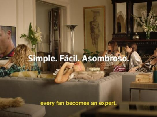 Comcast Film Ad - Comcast World Cup Unexpected Experts, 4