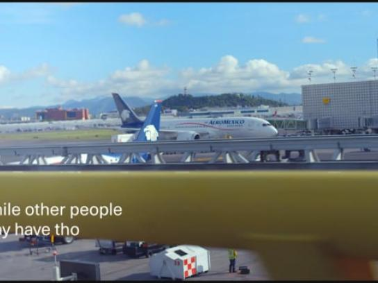 Aeromexico Film Ad - We're Proud to be Flying with You