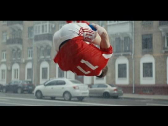 Credit Bank of Moscow Film Ad - Akinfeev
