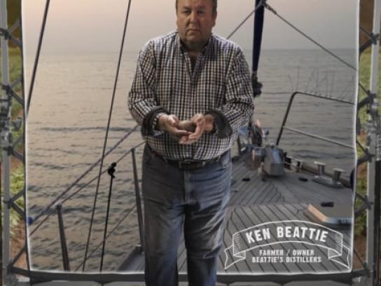 Beattie's Distillers Film Ad - Yacht