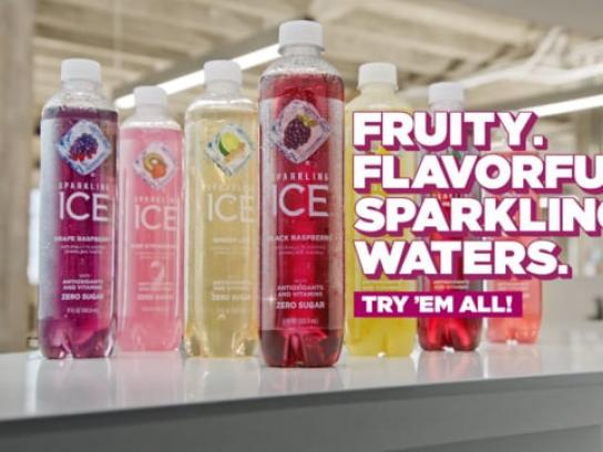 Sparkling Ice Film Ad - Fruit Wheel