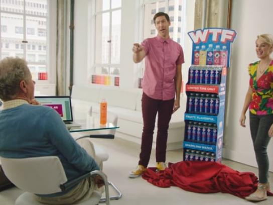 Sparkling Ice Film Ad - WTF (What The Flavor)