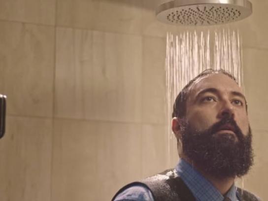 National Association of Realtors Film Ad - Shower