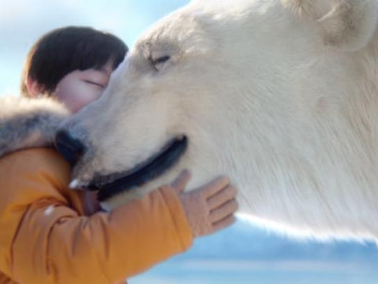 Milkana Film Ad - Milkana Polar Bear