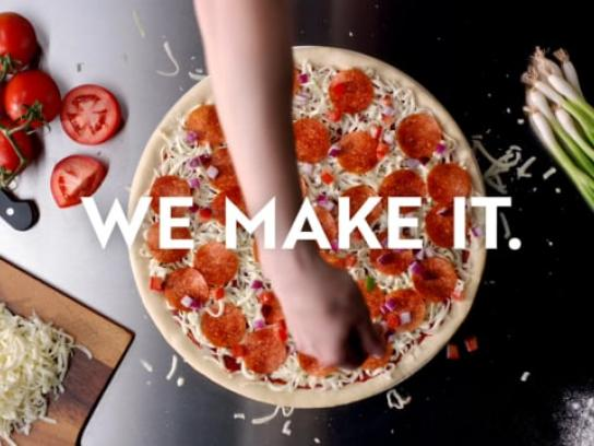 Papa Murphy's Film Ad - Pizza Onesie
