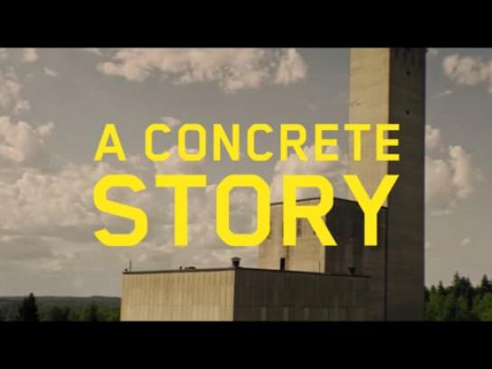 Frombetong Film Ad - A Concrete Story