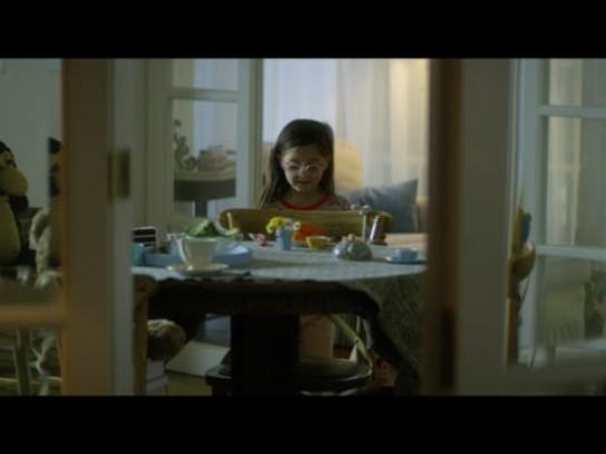 Match.com Film Ad - Babysitting