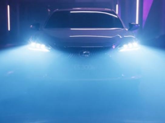 Lexus Film Ad - Lexus ES — Amazing World