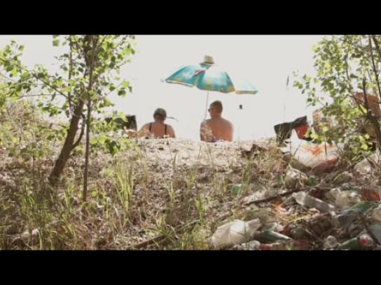 Ulpressa.ru Ambient Ad - Stop Killing Nature