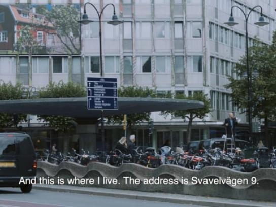 Swedish Civil Contingencies Agency Film Ad - Think Safety - Roger